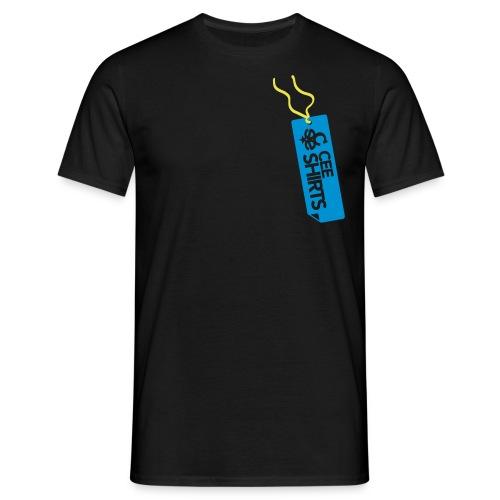 Logo Tag - Männer T-Shirt