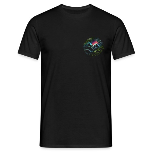 Find me where the wild things are - Men's T-Shirt