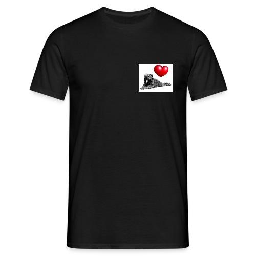 coeur2 - T-shirt Homme