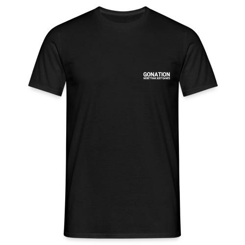 GONATION Official Jersey 2018/2019 BLACK - Männer T-Shirt