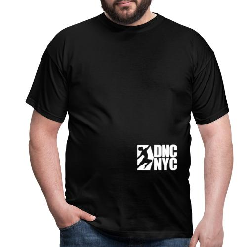 DANCETONYC correct - Men's T-Shirt