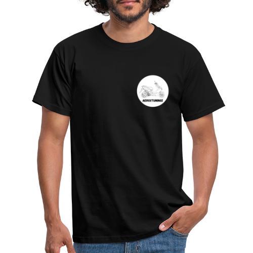Aeroxtuningz logo - Mannen T-shirt