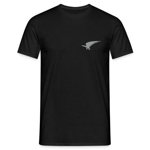 Tshirt noir Timbré du Stampe - T-shirt Homme