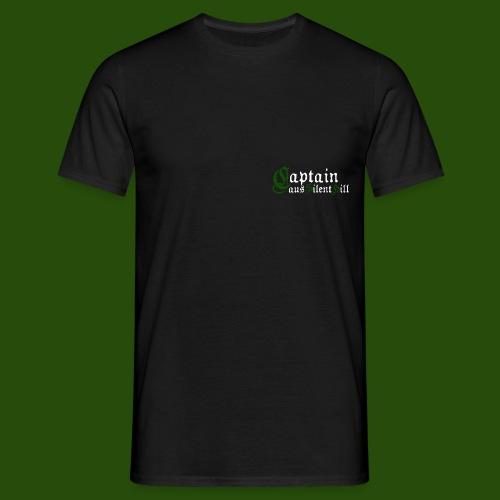 Captain aus SH_b - Männer T-Shirt