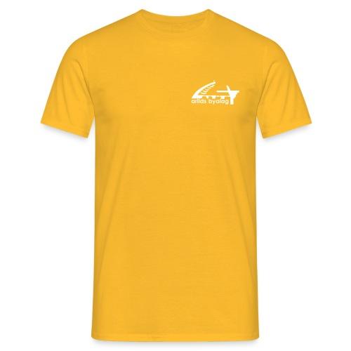 arilds byalag logo - T-shirt herr