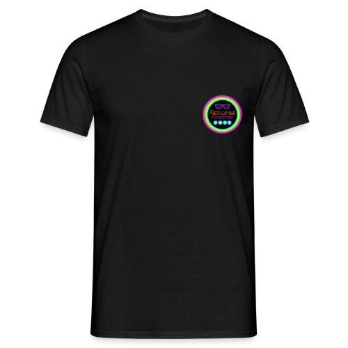Retro Rings - Men's T-Shirt