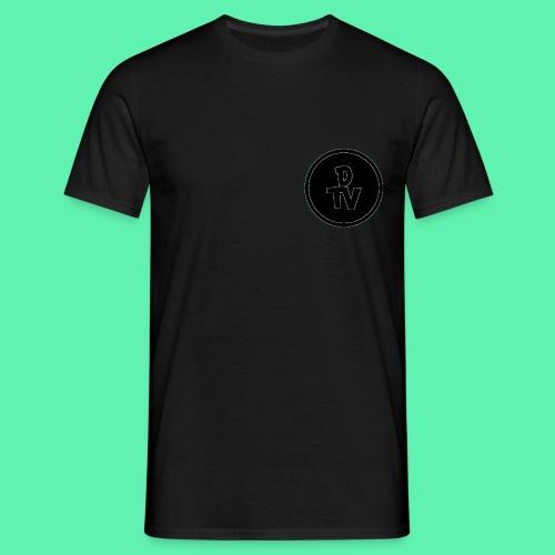 DTV DARK - Männer T-Shirt