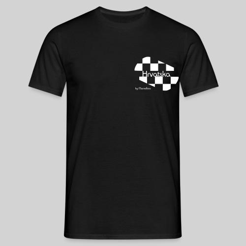 MarvellousCroatia - Männer T-Shirt