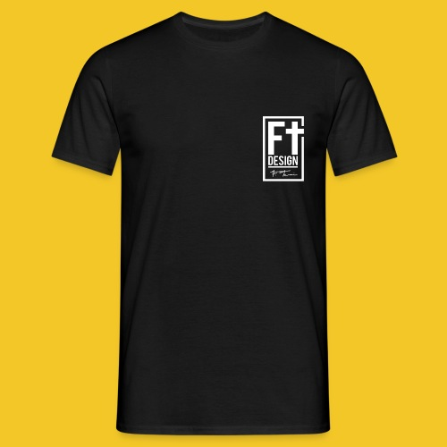 ft squared 2000x2000 png - Men's T-Shirt
