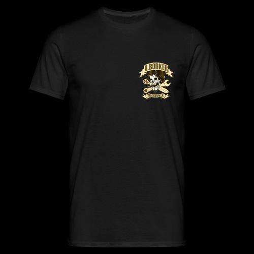 Borker - Männer T-Shirt