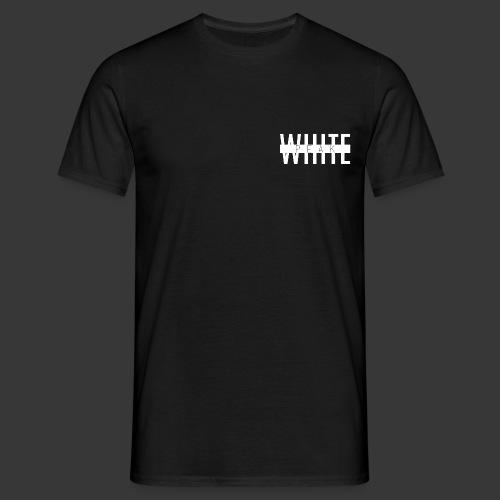 WHITEPEAKlogo - Männer T-Shirt