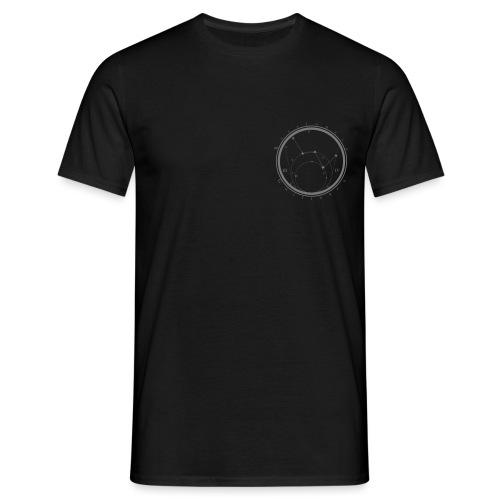 Sternkarte neu v3dfvd - Männer T-Shirt