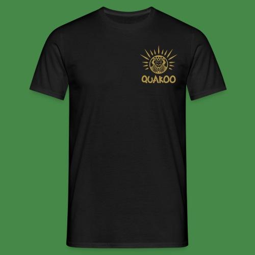 Quakoo Logo - Männer T-Shirt