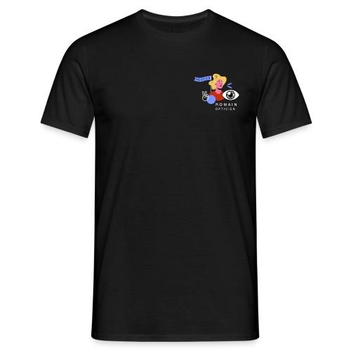Lunetterie front romain copie - T-shirt Homme