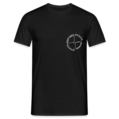 EIGHT DAYS LONDON PUNX png - Men's T-Shirt