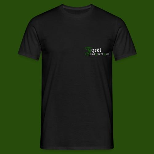 Fyrst aus SH b png - Männer T-Shirt