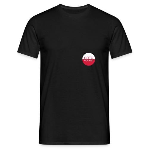GotoPolandLogo - T-shirt herr