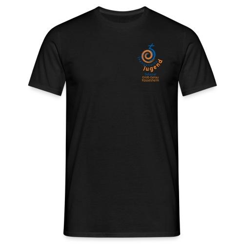 EJ-Logo_UZ Kopie - Männer T-Shirt