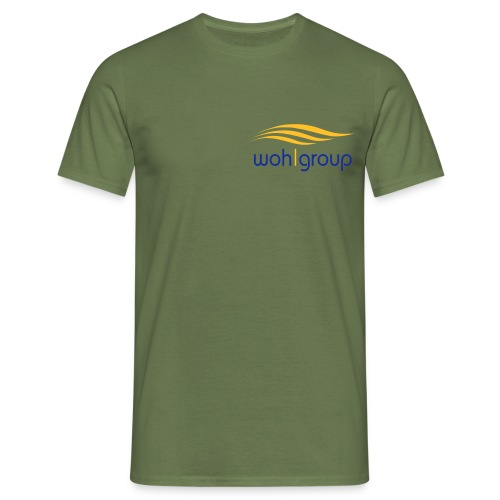 woh group Flock - Männer T-Shirt