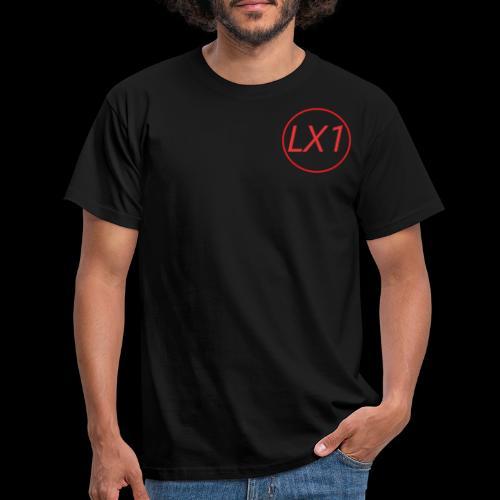 WilleLX1 Logo - T-shirt herr