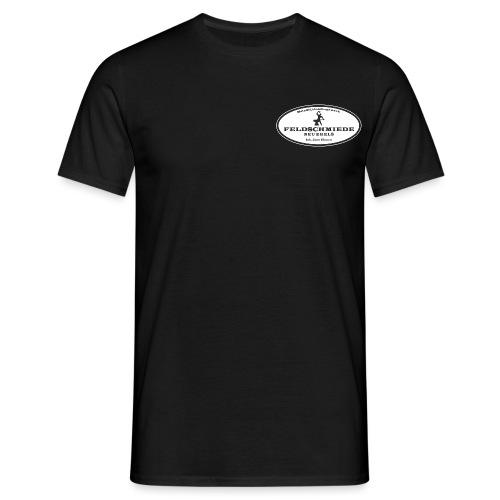 Feldschmiede Logo - Männer T-Shirt