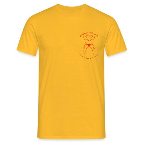 aber clan red shop - Men's T-Shirt