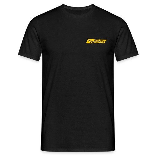 customcolorsyellow - Männer T-Shirt