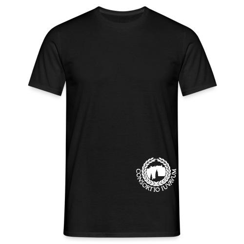 Logo Consortio Iuvavum - Männer T-Shirt