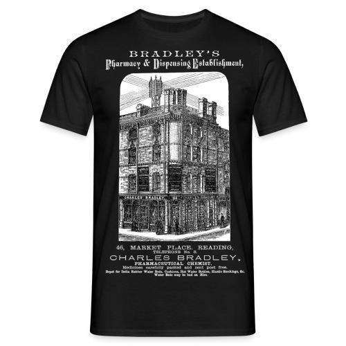 Bradley's Dispensing Chemists Reading - Men's T-Shirt
