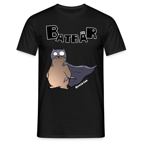 batbaer - Männer T-Shirt