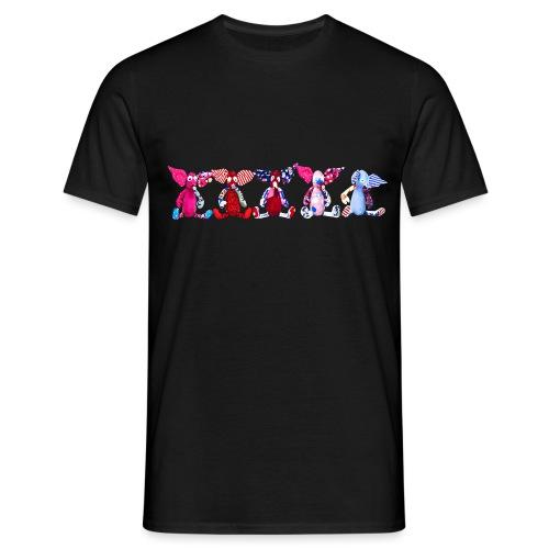 Glaube und Wahrheit - Schweinmeisenbär - Männer T-Shirt