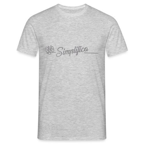 Simplifica tu vida - Camiseta hombre