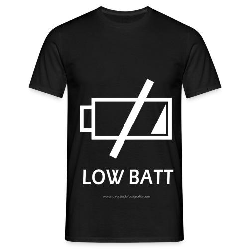 Low Batt - Camiseta hombre
