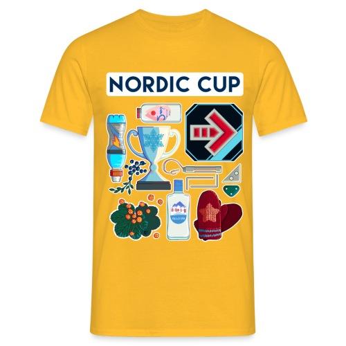 Nordic 2018 - Miesten t-paita