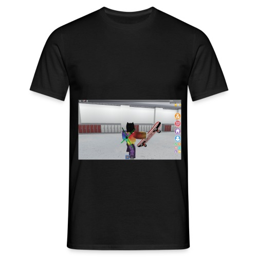 the roblox shirt - Men's T-Shirt