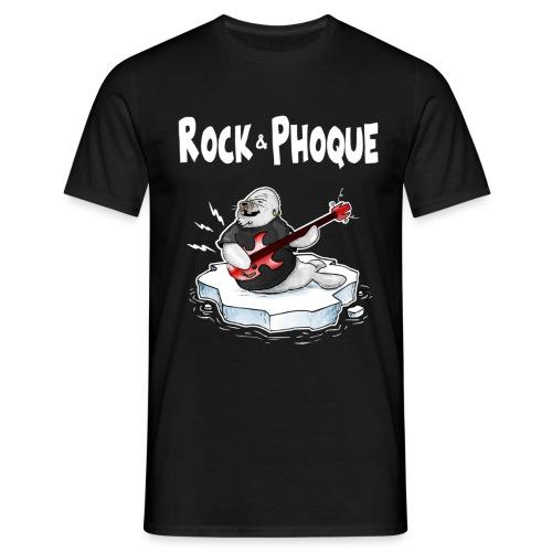 Rock Phoque - T-shirt Homme