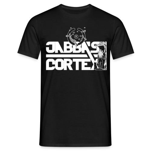 Jabba´s Cortex Logo 14 WH - Männer T-Shirt