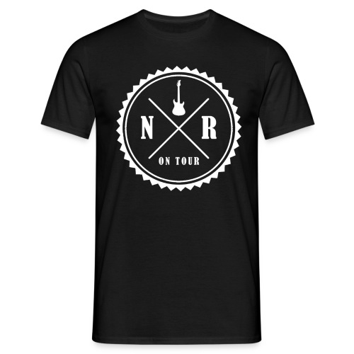 bandshirt hippster02 png - Männer T-Shirt