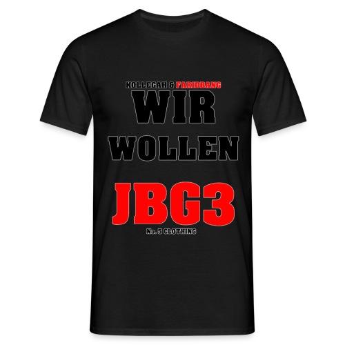 JBG3 png - Männer T-Shirt