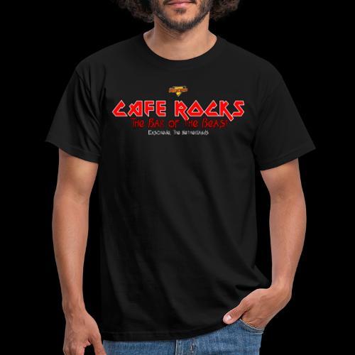 The Bar of the Beast - Mannen T-shirt