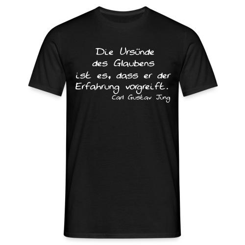 jung - Männer T-Shirt
