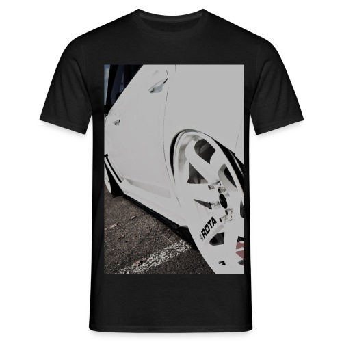 low rider - Men's T-Shirt