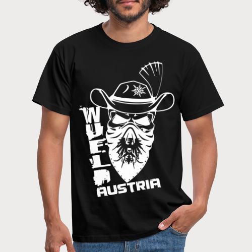 wueld Austria - Männer T-Shirt