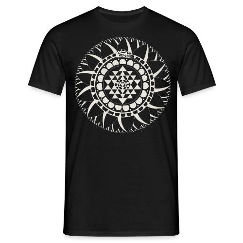 To Overcome Polarities - Men's T-Shirt