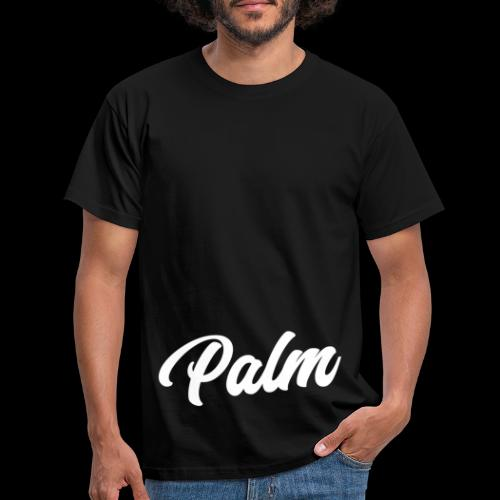 Palm Exclusive White - Herre-T-shirt