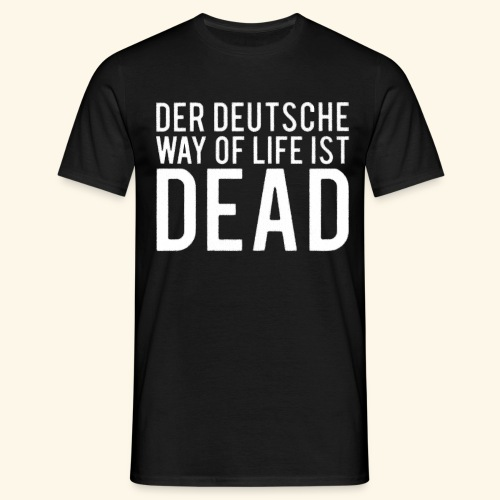 DEUTSCH - Männer T-Shirt