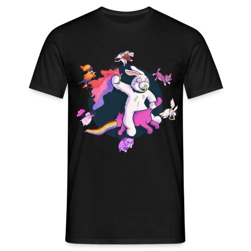 tryppybunny2 2 - Men's T-Shirt