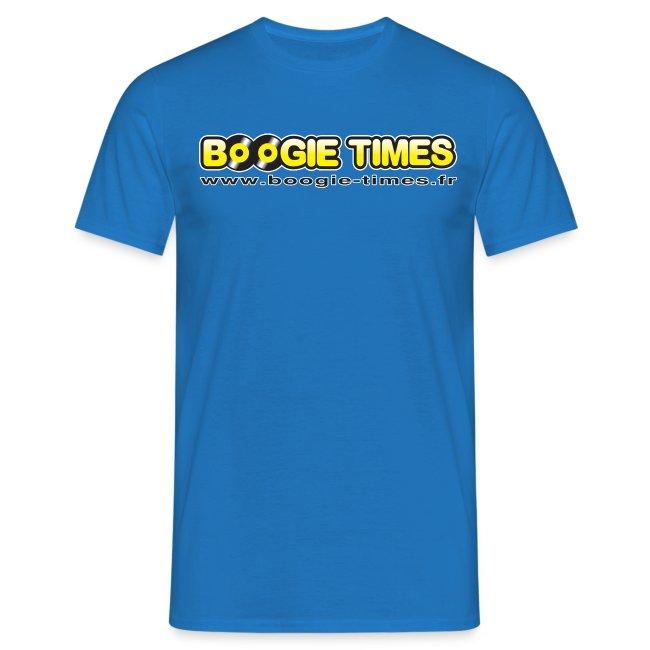 BOOGIE TIMES CLASSIC ts black