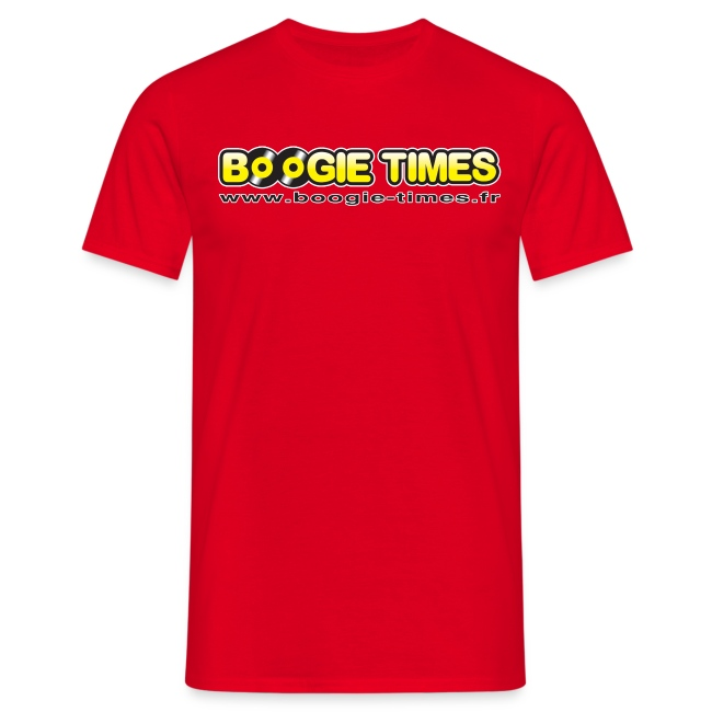 BOOGIE TIMES CLASSIC ts black