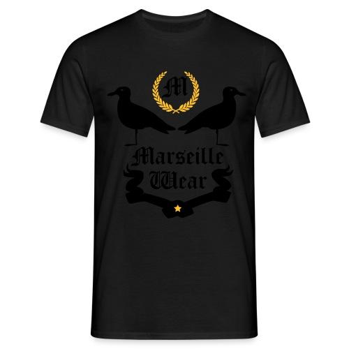 marsmouette - T-shirt Homme